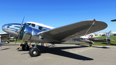 NC18097 - Lockheed 12A Electra - Private