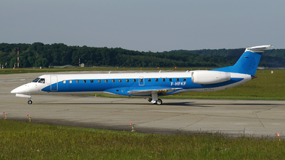 F-HFKF - Embraer ERJ-145LR - Enhance Aero Group
