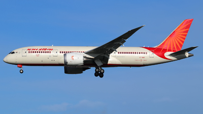 A picture of VTANS - Boeing 7878 Dreamliner - Air India - © Lars Rohde