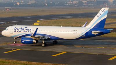 A picture of VTIAS - Airbus A320232 - IndiGo - © Aneesh Bapaye