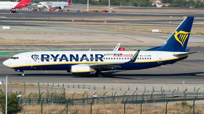 A picture of EIEMN - Boeing 7378AS - Ryanair - © Mateo León
