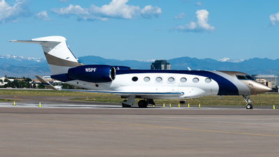 N5PF - Gulfstream G500 - Private