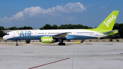 G-FCLB - Boeing 757-28A - JMC Air