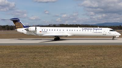 D-ACNV - Bombardier CRJ-900 - Lufthansa Regional (CityLine)