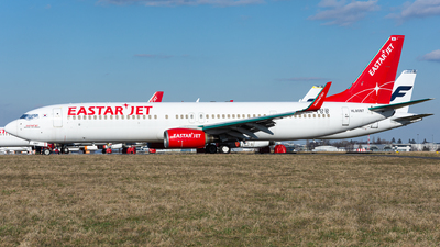 HL8097 - Boeing 737-9GPER - Eastar Jet