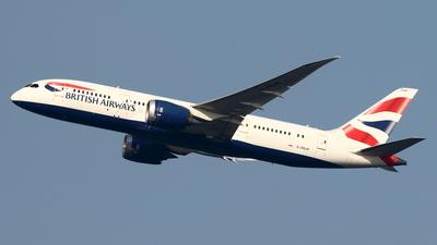 A picture of GZBJH - Boeing 7878 Dreamliner - British Airways - © Yoshiharu Ozaki