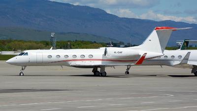 4L-GAF - Gulfstream G450 - AirZena