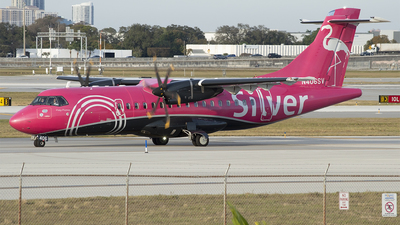 N406SV - ATR 42-600 - Silver Airways
