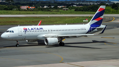 PR-TYA - Airbus A320-214 - LATAM Airlines