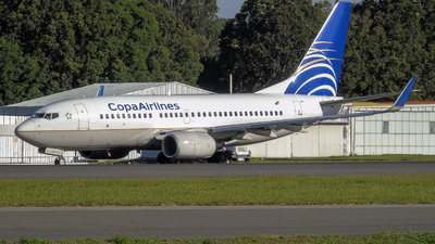 A picture of HP1373CMP - Boeing 7377V3 - [30458] - © David Mendoza