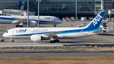 JA838A - Boeing 787-8 Dreamliner - All Nippon Airways (ANA)