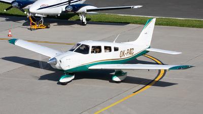 A picture of OKPAC - Piper PA28181 Archer III - OK Aviation Group - © Radim Koblížka