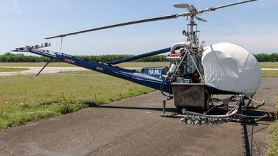 HA-MIJ - Hiller UH-12E - Private