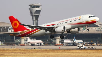 B-8607 - Airbus A320-214 - Chengdu Airlines