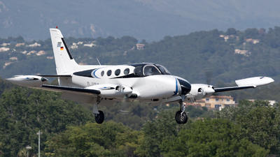 A picture of DIITS - Cessna 340A - [] - © Eric Verplanken
