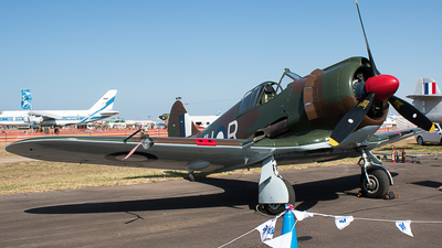 VH-MHR - CAC CA-13 Boomerang - Temora Aviation Museum