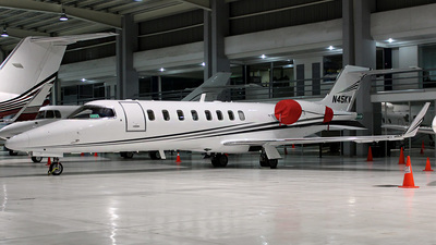 N45KV - Bombardier Learjet 45 - Private