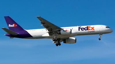 N925FD - Boeing 757-204(SF) - FedEx