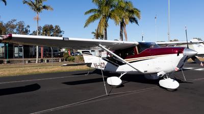 VH-HCO - Cessna T206H Turbo Stationair - Pechelba
