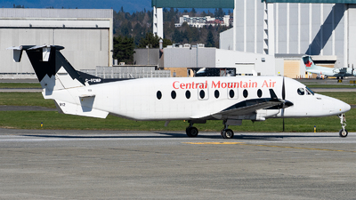 C-FCMP - Beech 1900D - Central Mountain Air