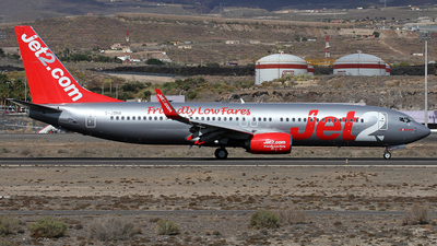 A picture of GJZHX - Boeing 7378MG - Jet2 - © Alfonso Solis