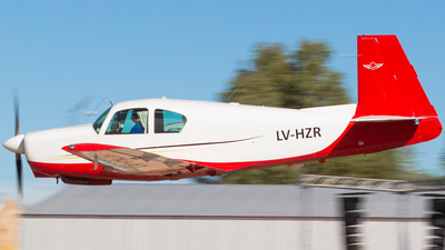 LV-HZR - Mooney M20 - Private