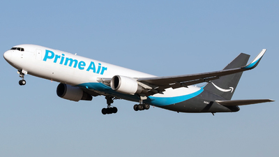 N409AZ - Boeing 767-3P6(ER)(BDSF) - Amazon Prime Air (Air Transport International)
