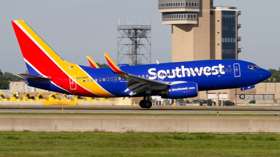 A picture of N951WN - Boeing 7377H4 - Southwest Airlines - © Jeremy D. Dando