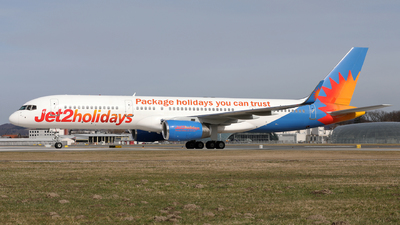 A picture of GLSAC - Boeing 75723A - Jet2 - © Karl Dittlbacher