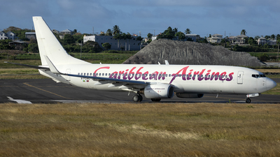 A picture of 9YJME - Boeing 73786J - Caribbean Airlines - © Che Stuart
