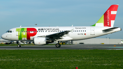 A picture of CSTTO - Airbus A319111 - TAP Air Portugal - © a.m.