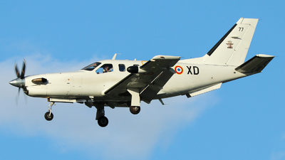 77 - Socata TBM-700A - France - Air Force