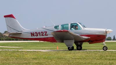 N312Z - Beechcraft 35-33 Debonair - Fink Group