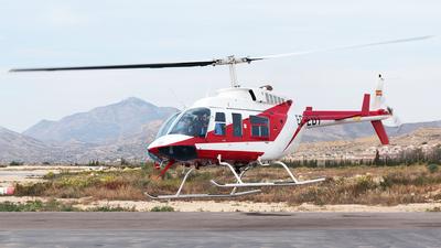 EC-EUT - Bell 206L LongRanger - Private