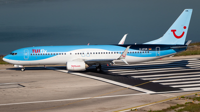 A picture of DATUN - Boeing 7378K5 - TUI fly - © James Dinsdale