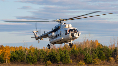 RA-22814 - Mil Mi-8AMT Hip - Russian Helicopter Systems - RVS