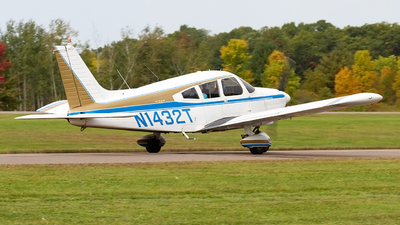 A picture of N1432T - Piper PA28180 - [287205296] - © Jeremy D. Dando