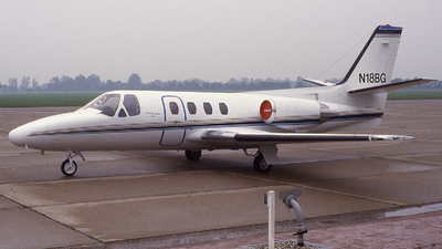 N18BG - Cessna 500 Citation I - Private