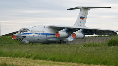 RA-78834 - Ilyushin IL-76MD - Russia - Air Force