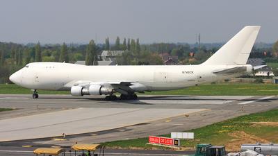 N746CK - Boeing 747-246F(SCD) - Kalitta Air