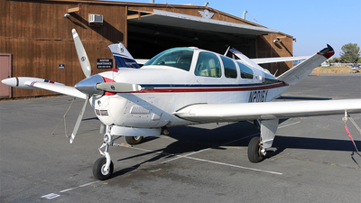 N2016Y - Beechcraft V35B Bonanza - Private