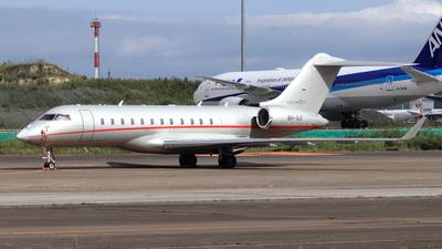 9H-VJI - Bombardier BD-700-1A10 Global 6000 - VistaJet