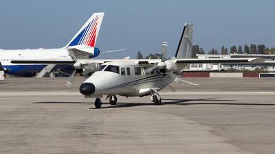 4X-IPZ - Partenavia AP.68TP-600 Viator - AIM Aviation