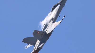 J-5005 - McDonnell Douglas F/A-18C Hornet - Switzerland - Air Force