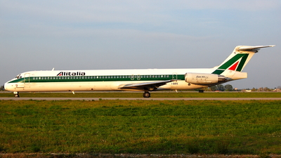 I-DATE - McDonnell Douglas MD-82 - Alitalia