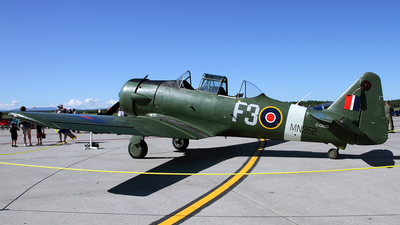 C-GBQB - Canadian Car and Foundry Harvard Mk.IV - Private