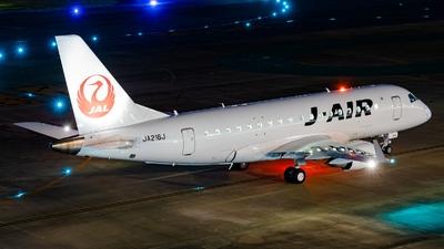 JA216J - Embraer 170-100STD - J-Air
