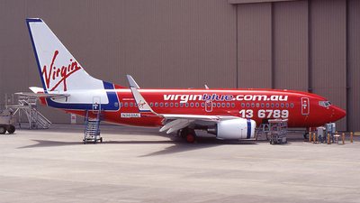 N368ML - Boeing 737-7BX - Virgin Blue Airlines