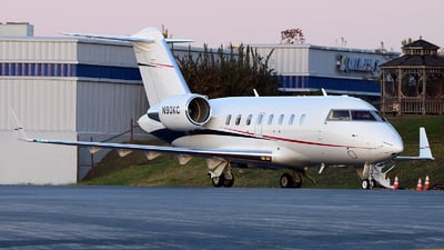 N90KC - Bombardier CL-600-2B16 Challenger 650 - Private