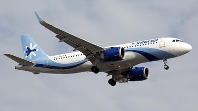 XA-JRM - Airbus A320-251N - Interjet